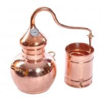 Аламбик Copper Crafts классический, пайка