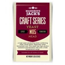 """Дрожжи пивные """"Mead Yeast"""" M05 10г"""