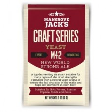 "Дрожжи пивные ""New World Strong Ale Yeast"" M42 10г"