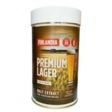 Солодовый экстракт Finlandia Premium Lager, 1.5 кг