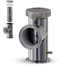 Фирменная джин-корзина LUXSTAHL-5 (2 дюйма)