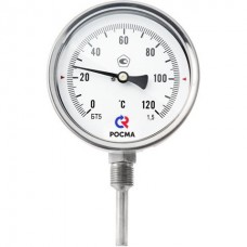 Термометр радиальный БМ (для дистиллятора)
