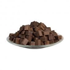 Дубовые кубики (сильный обжиг), 100 гр 15*15 мм