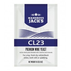 Дрожжи винные MANGROVE JACK'S CL23, 8г.