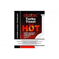Дрожжи спиртовые ALCOTEC RED HOT TURBO, 90г.