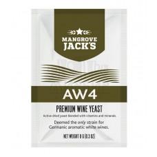 Дрожжи винные MANGROVE JACK'S AW4, 8г.