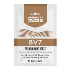 Дрожжи винные MANGROVE JACK'S BV7, 8г.