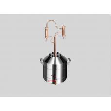 Самогонный аппарат Cuprum & steel Galaxy 35