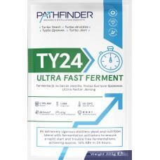 Дрожжи спиртовые PATHFINDER 24 ULTRA FAST FERMENT, 205г.