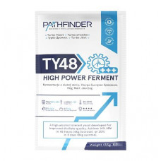 Дрожжи спиртовые PATHFINDER 48 TURBO HIGH POWER FERMENT, 135г.
