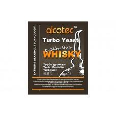 Дрожжи спиртовые ALCOTEC WHISKY TURBO, 73г.