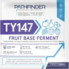Дрожжи спиртовые PATHFINDER FRUIT BASE FERMENT, 120г.