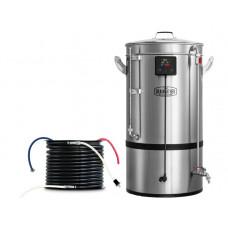 Автоматическая пивоварня Grainfather G70 с bluetooth, с противоточным чиллером